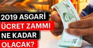 2019 Asgari Ücret Zammı Ne Kadar