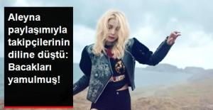Aleyna Tilki, Paylaşımıyla Takipçilerinin Diline Düştü!