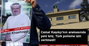 Cemal Kaşıkçı'nın aramasında yeni kriz! Türk polisine izin verilmedi!