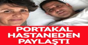 Fatih Portakal-hastaneden paylaştı