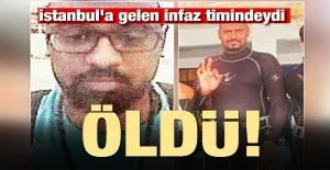 İstanbul'a gelen infaz timindeydi! Şüpheli kazada öldü