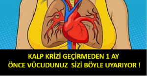 Kalp Krizi Geliyorum Diyor Aman D-ikkatli Olalım