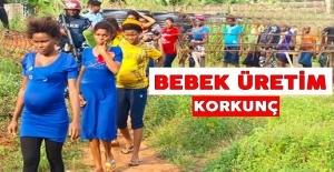 Nijeryadaki Bebek Ür-et-im Fabrikası...