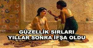 Osmanlı Kadınlarının Güzellik Sırları