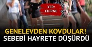 Yer Edirne! Sebebi Ha-yrete Dü-şürdü
