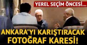 Yerel seçim öncesi Ankara'yı karıştıracak fotoğraf karesi!