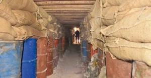 ABD'den PYD'ye tünel desteği