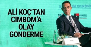 Ali Koç'tan Galatasaray'a gönderme
