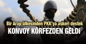 Bir Arap ülkesinden PKK#039;ya askeri...