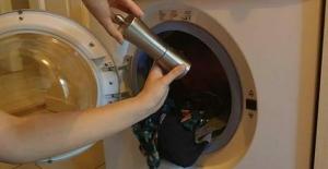 Çamaşır Makinenize Karabiber Dökün...