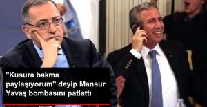 """Fatih Altaylı, """"Kusura Bakmasın Yayınlıyorum"""" Deyip Mansur Yavaş'ın Mesajını Paylaştı"""