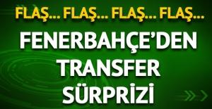 Fenerbahçe'de Jailson'dan sonra yeni sürpriz