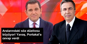 Mansur Yavaş, Kendisini Eleştiren Fatih Portakal'a Twitter'dan Yanıt Verdi