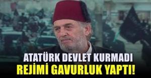 'Püsküllü Kadir'den tepki çekecek Atatürk açıklaması