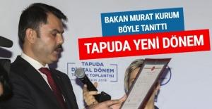 Tapuda milyonlarca vatandaşı ilgilendiren yeni dönem! Murat Kurum açıkladı