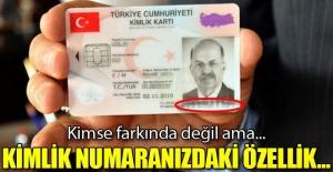 Yeni çipli kimlik kartları hakkında...