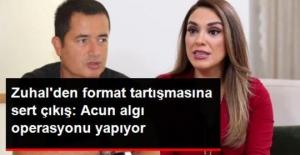 ZUHAL TOPAL'DAN ACUN'A SERT ÇIKIŞ. ORTALIK KARIŞTI..