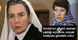 Fatma Girikin, Ayşen Gruda İçin...