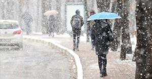 Meteoroloji'den uyarı! İlleri tek tek saydı! Kar geliyor!