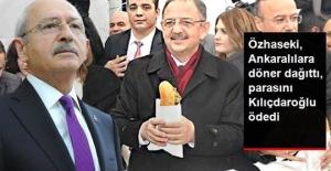 Özhaseki, Ankaralılara döner dağıttı, parasını Kılıçdaroğlu ödedi
