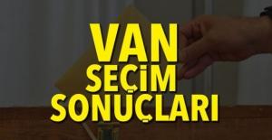 VAN Seçim Sonuçları - 31 Mart 2019 VAN Seçim Sonucu