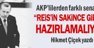 """AKP'lilerden farklı senaryolar; """"Reis'in sakince gidişini hazırlamalıyız"""""""