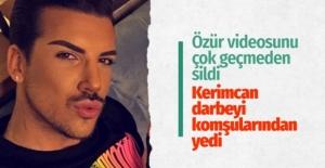 Kerimcan Durmaz#039;ın özür videosu...