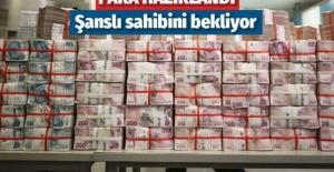 Milli Piyango İdaresi paraları hazırladı, Büyük ikramiye sahibini bekliyor