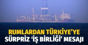 Rum yönetiminden Türkiye ile iş birliği açıklaması