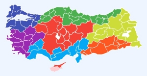Türkiye#039;nin en yaşanabilir şehirlerini...