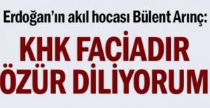 Erdoğanın akıl hocası Bülent...