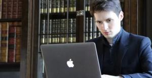 bTelegram#039;ın kurucusu Pavel Durov:.../b
