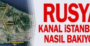 bRusya Kanal İstanbul#039;a nasıl.../b
