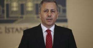 İstanbul Valisi Yerlikaya'dan açıklama