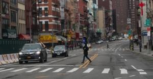 New York'ta Kovid-19 vakası sayısı, bir günde 7 binden fazla artarak 44 bini geçti