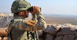 PKK/YPG'li 8 terörist etkisiz hale getirildi