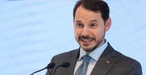 Hazine ve Maliye Bakanı Berat Albayrak#39;ın...