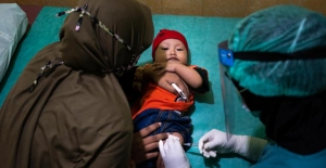 DSÖ: Zengin ülkelere milyonlarca, bir yoksul ülkeye 25 doz aşı
