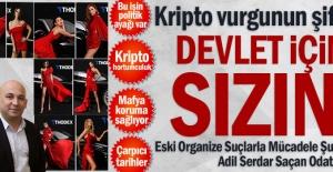 Kripto vurgunun şifreleri: Devlet içinde sızıntı..