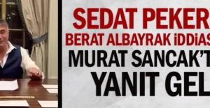 bSedat Pekerin Berat Albayrak iddiasına.../b