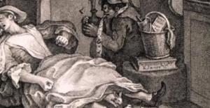 """Rahmine ölü tavşan sokup """"Doğuruyorum"""" diyerek bilim adamlarını dahi yanıltan kadın: Mary Toft"""