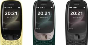 Nokia 6310 efsanesi modern versiyonu ile geri geldi...