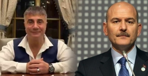 Sedat Peker: 'Süleyman Soylu Bana...