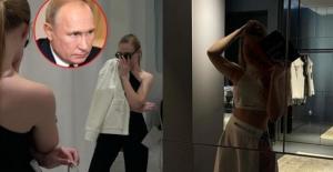 Son dakika haberi... Putin'in kızını...