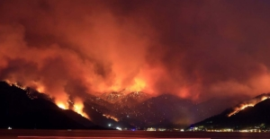 AB'den Türkiye'ye 3 yangın söndürme uçağı