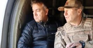 FETÖ'nün 'cami bombalayacak' iftirası attığı general terörle mücadelenin başına getirildi