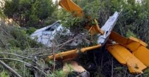 Kahramanmaraş'ta yangın söndürme uçağı düştü!