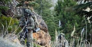 MSB duyurdu! 4 PKK/YPG'li terörist etkisiz hale getirildi