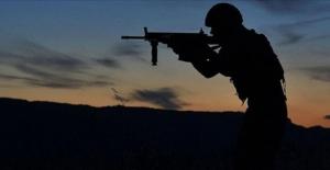 Bakanlık duyurdu: 3 terörist etkisiz hale getirildi