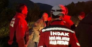Bursa'da ilginç olay! Kayıp olduğu sanılan kişi aramalara katılıp her yerde kendini aradı
